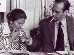 Jacques Chirac  / Simone Veil