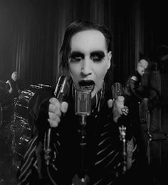 Marilyn Manson FINALLY Speaks Out About Controversial Lana Del Rey Rape Clip -- Get The Details HERE