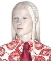 Lauren in Red by Petrina Hicks