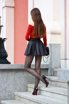 pantimedias outfit