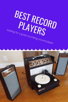 #TopBestRecordPlayers Best Record Player, Record Players, Wireless Headphones, Turntable, Wireless Earbuds, Record Player