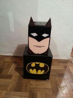 "Valentine's box ""batman"""