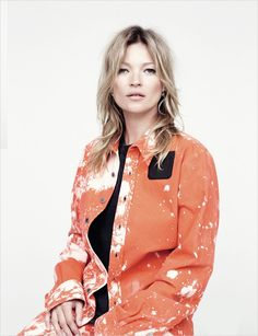 Kate Moss Models Sterling Ruby x Raf Simons 2014 Fall/Winter Collection for AnOther Magazine Moss Fashion, Fashion Tape, High Fashion, Raf Simons Sterling Ruby, Fashion Degrees, Kate Moss Style, Garance, Gucci, Chanel