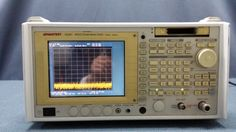 ADVANTEST R3267 RF Spectrum Analyzer 100Hz to 8GHz Opt 01 61 62 65 67 #Advantest