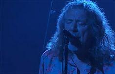 Robert Plant apresenta novo show em Londres
