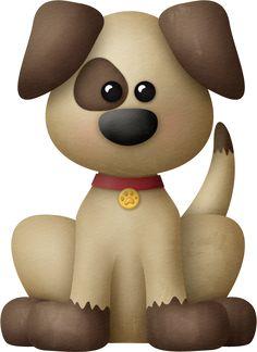 "Photo from album ""KAagard Fur Babies Puppy Dogs"" on Yandex. Cute Animal Clipart, Cute Clipart, Puppy Clipart, Dog Clip Art, Dog Art, Baby Puppies, Dogs And Puppies, Funny Puppies, Baby Animals"