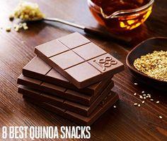 8 Best Quinoa Snacks