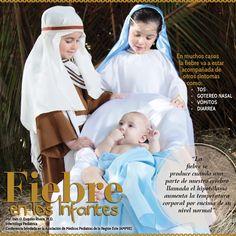 Mi Pediatra y Familia -  Fiebre en los infantes #mipediatrayfamilia #queremosniñossaludables