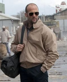 Harrington-Jacket-Outfit-Inspo-7 Cool Jackets For Men, Types Of Jackets, Jason Statham, Harrington Jacket, Steve Mcqueen, Jacket Style, Menswear, Men Casual, Mens Fashion