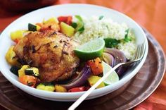Moroccan-spiced chicken recipe   HowToInstructions.Us