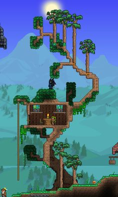 aa22d1a13fc5925767ec5588ea25f639--steampunk-house-game-ideas Starbound Simple House Designs on terraria house designs, minecraft simple house designs, starbound ship designs,