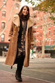 Image result for shearling coat