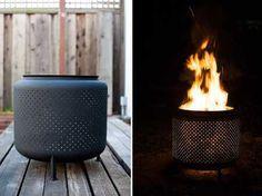 fire-pit-washing-drum