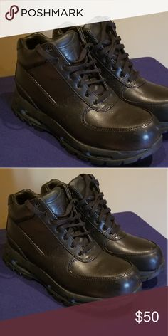 check out b40f9 f36d7 Mens Nike ACG Boots Size 10 Men s ACG Boots. Worn once Nike Shoes Boots