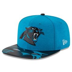 0d5602eec26e9 Carolina Panthers New Era 2017 NFL Draft On Stage Original Fit 9FIFTY  Snapback Cap