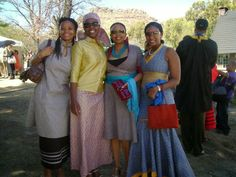 Xhosa Traditional dresses Designs 2014 2015