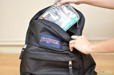 wikihow: Babysitting Bag