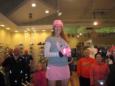 "Runner's World is promoting a new 5k called ""Run Tulsa Pink"" to benefit the ""Turn Tulsa Pink Organization."" just RUN: Jan 2012"