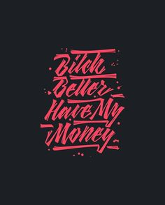 Pay me what you owe me. Type by @ruslansardarov | #typegang if you would like to be featured | typegang.com | typegang.com #typegang #typography