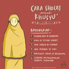 Tips agar sholat khusyu' Quran Quotes Inspirational, Islamic Love Quotes, Muslim Quotes, Hadith Quotes, Hijrah Islam, Doa Islam, Reminder Quotes, Self Reminder, Book Quotes