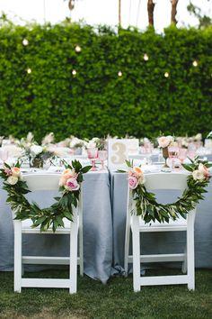 Parker Palm Springs Wedding Chairswedding Tablegarden