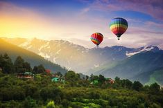 Himachal Pradesh, the most beautiful state of India, is renowned across the globe for its abundant natural beauty. The captivating charm of this place lies in its snow clad mountain ranges, lush… Manali India, Spiti Valley, Honeymoon Packages, Romantic Destinations, Travel Destinations, India Tour, Hill Station, Paragliding, World Heritage Sites