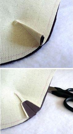 How to Sew a Makeup Bag ~ DIY Tutorial Ideas!