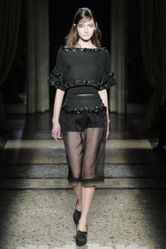 Aquilano.Rimondi RTW Fall 2014 - Slideshow - Runway, Fashion Week, Fashion Shows, Reviews and Fashion Images - WWD.com