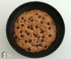 Cookie en sartén