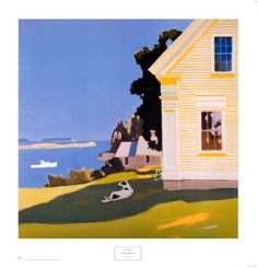 Fairfield Porter artist | Fairfield Porter : Posters and Fine Art Prints