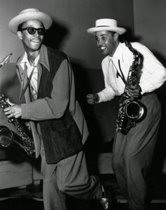 Wardell Gray and Dexter Gordon