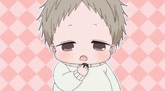 Kawaii Chan, Kawaii Anime, Manga Art, Manga Anime, Sanrio Danshi, Gakuen Babysitters, Gifs, Anime Titles, Japanese Film