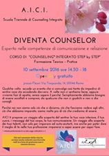 SCUOLA COUNSELING  GRUPPI  A.I.C.I Roma Counseling : DIVENTA COUNSELOR…