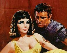 Elizabeth Taylor in Cleopatra di TopTagMilano su Etsy