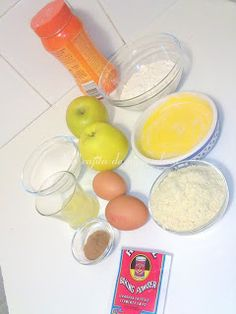 Pastel sueco de manzana y almendra Pudding, Desserts, Food, Cooking Recipes, Apple Cakes, Wine, Tarts, Meal, Personal Stylist