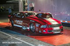Pro Modified Mustang 2013