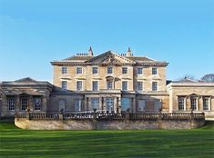 Hickleton Hall in Doncaster, South Yorkshire, England  http://www.castlesandmanorhouses.com/chateauxforsale.htm  For Sale at £2m