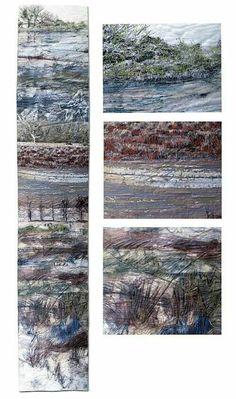 Somerset Levels by Sandra Meech