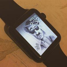 #applewatch #sketch by y_bensaif