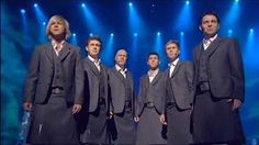 """Celtic Thunder is an Irish a cappella group. Their a cappella rendition of """"Amazing Grace"""" may become your favorite version of this old Christian hymn. Music Songs, Music Videos, Fun Music, Galway Girl, Celtic Music, Celtic Thunder, Journey, Irish Men, Christian Music"""