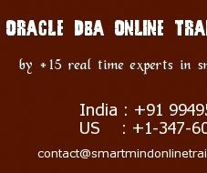Online Oracle Dba  Training |Oracle Dba  Online  Training In  USA, Japan,China, Singapore,India,