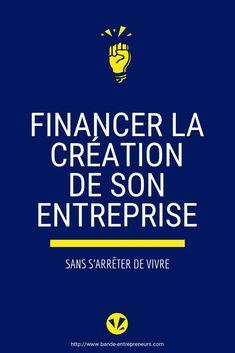 Financer la création