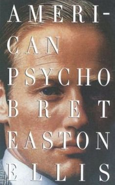 American Psycho. I had to add this because of the utter boundaries Ellis crossed. This is amazingly written as if Ellis is truly a psychopath himself.  #ThriftBooksTop10