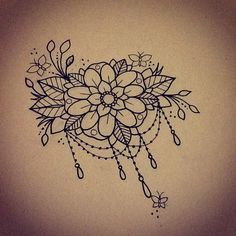 Tattoo design by libby of firefly tattoo parlour