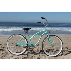 Mint Beach Cruiser Bike