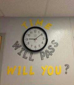 This classroom decorator=brilliant. 33 of the funniest teacher comebacks