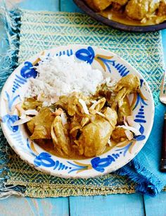 Maldivian chicken curry - Sainsbury's Magazine