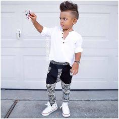 Ryan Secret fashion kid