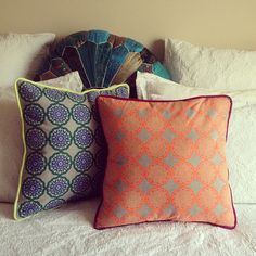 Bec // Cushions from Neon Indian (sold out)