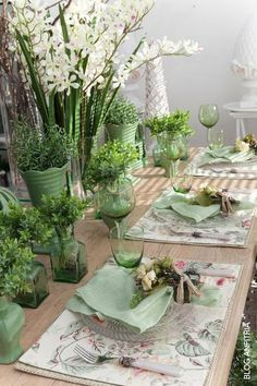 I love tablescapes! They are one of the simplest and most economical ways to change your decor.